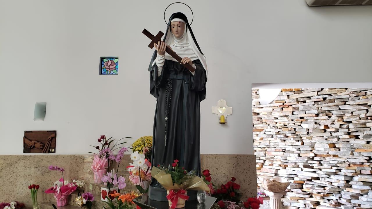 Memorial Descritivo do Projeto de Readequação do Presbitério e da Capela do Santíssimo da Paróquia Santuário Santa Rita de Cássia