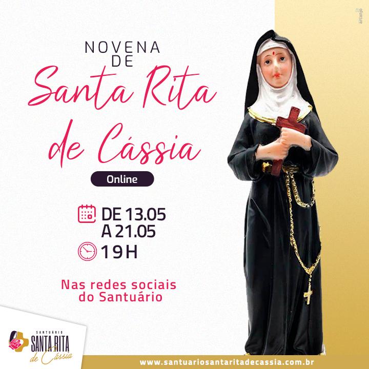 Novena Online de Santa Rita de Cássia
