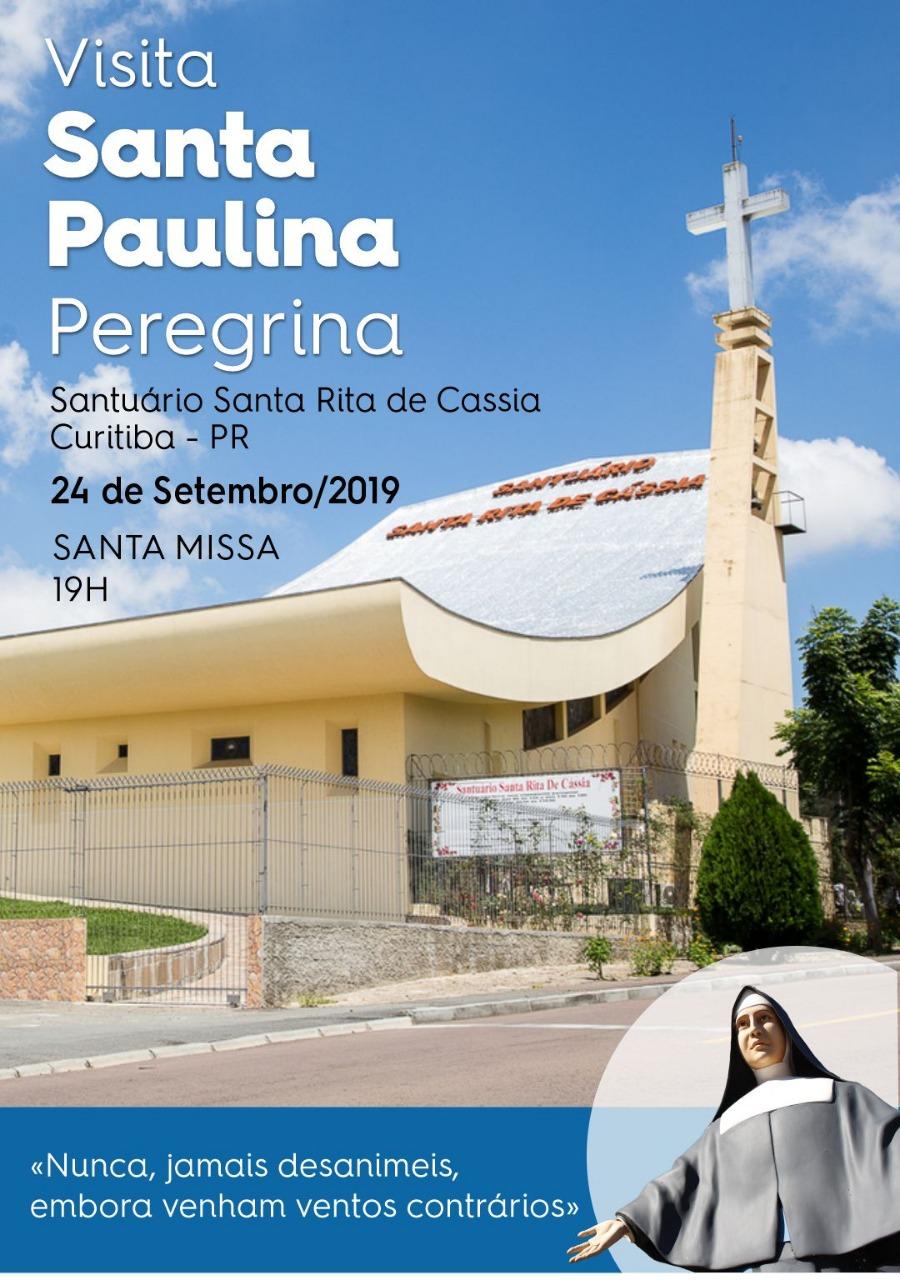 Visita Santa Paulina Peregrina