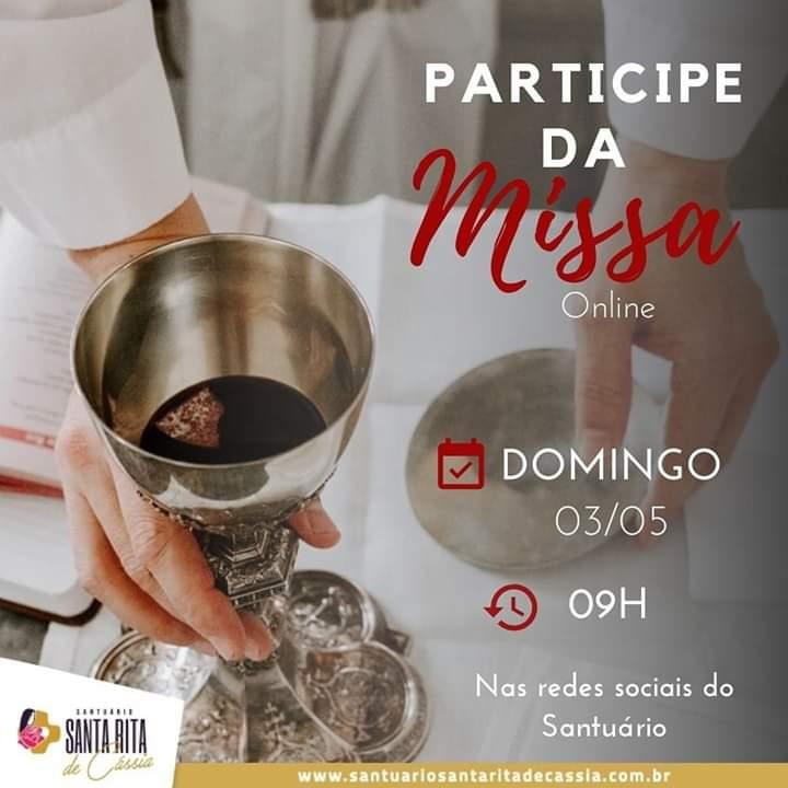Santa Missa de Domingo