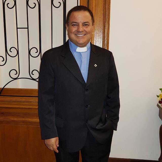 Novo Reitor-pároco do Santuário SantaRita - Padre Beto